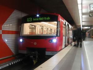 Nürnberger U-Bahn (CC-BY-SA Ralf Roletschek)
