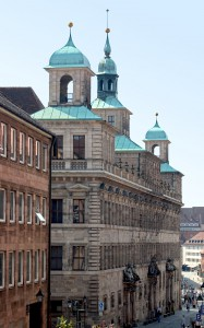 Nürnberger Rathaus (CC-BY-SA jailbird)